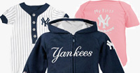 Yankees Youth & Baby Apparel